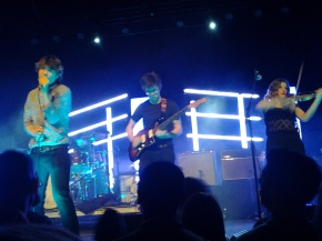 Concert Review – Ra Ra Riot/Guards 1/24/13