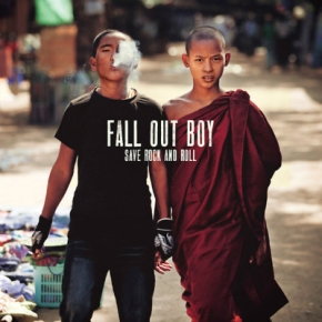 Album Review – Fall Out Boy : Save Rock and Roll