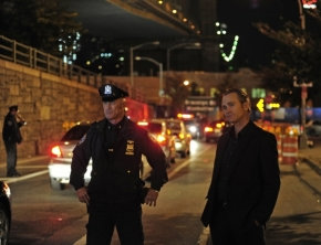 "Person of Interest ""The Crossing"" Review"